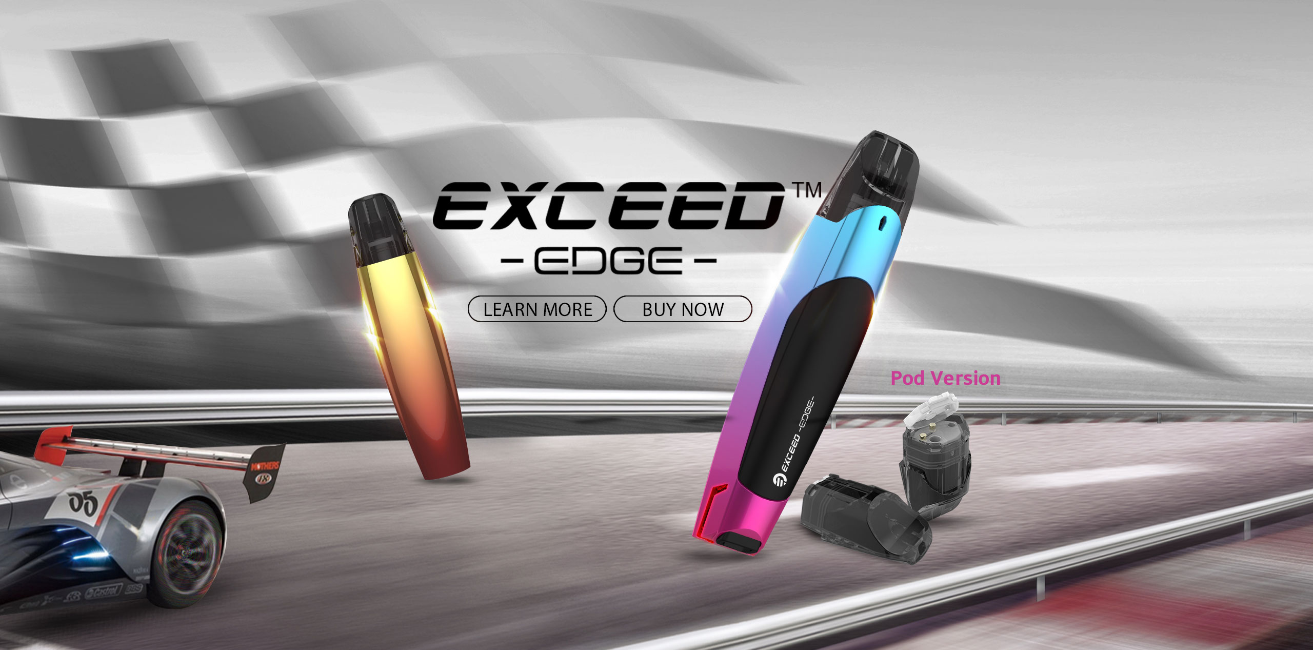 EXCEED Edge (Pod Version)