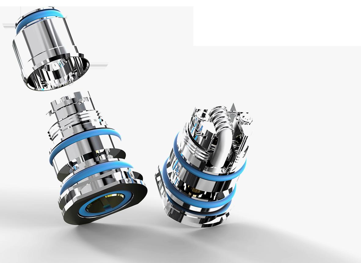 EZ Series Coils