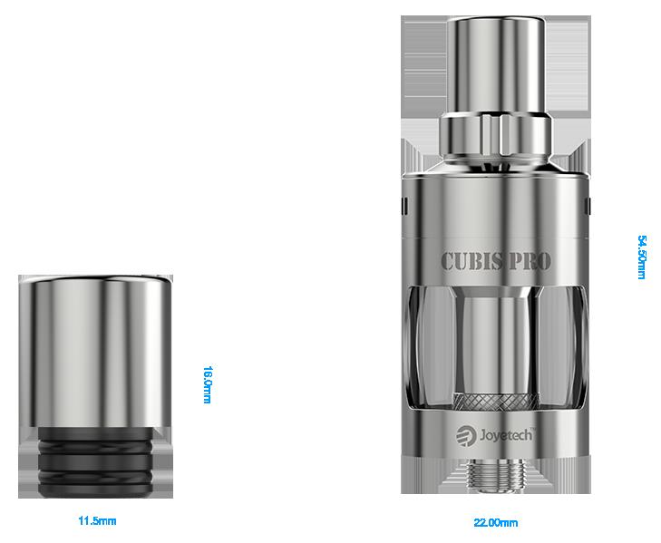CUBIS Pro atomizador