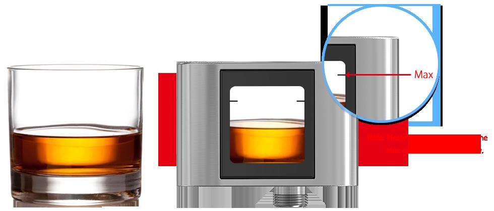 Cuboid Mini Atomizer - Joyetech