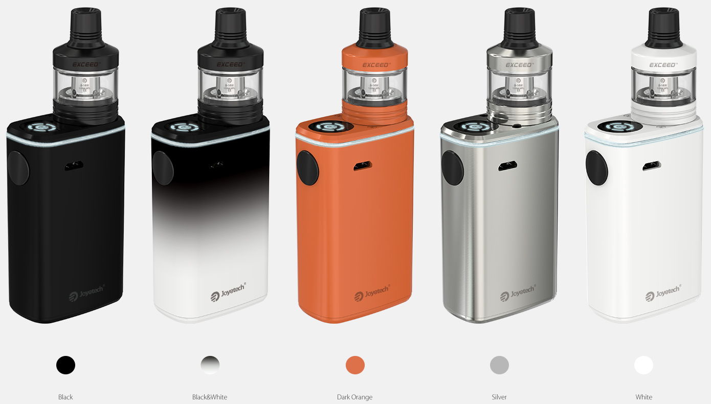 exceed box with exceed d22c joyetech