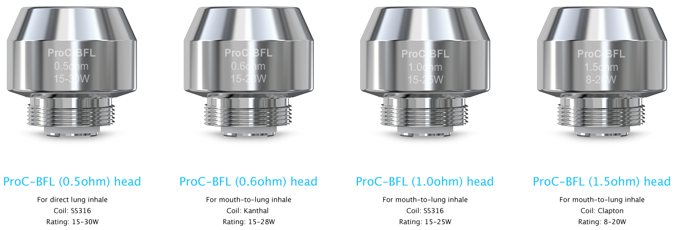 ProC-BFL Series Head