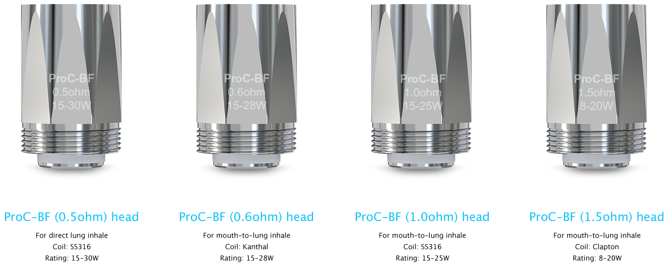 ProC-BF Series Head