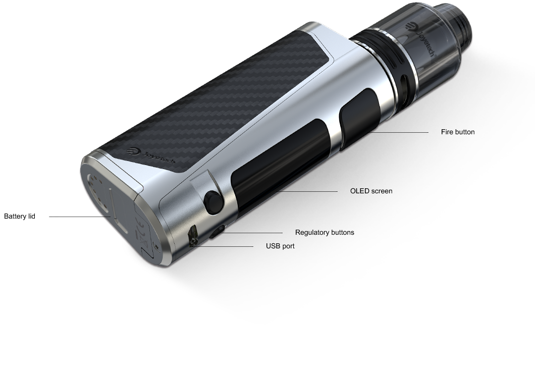 eVic Primo SE with ProCore SE