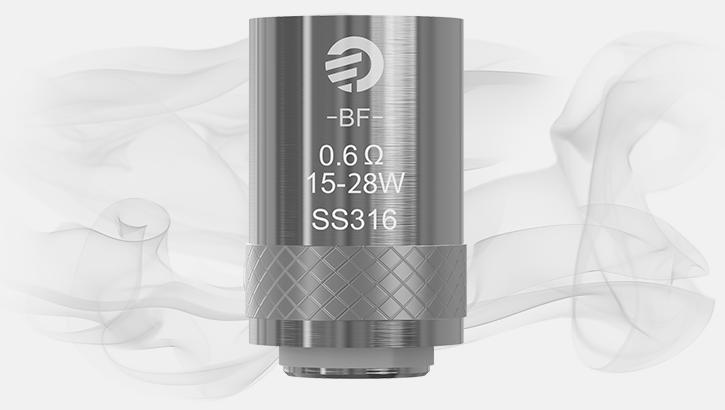 SS316-0.6ohm Head