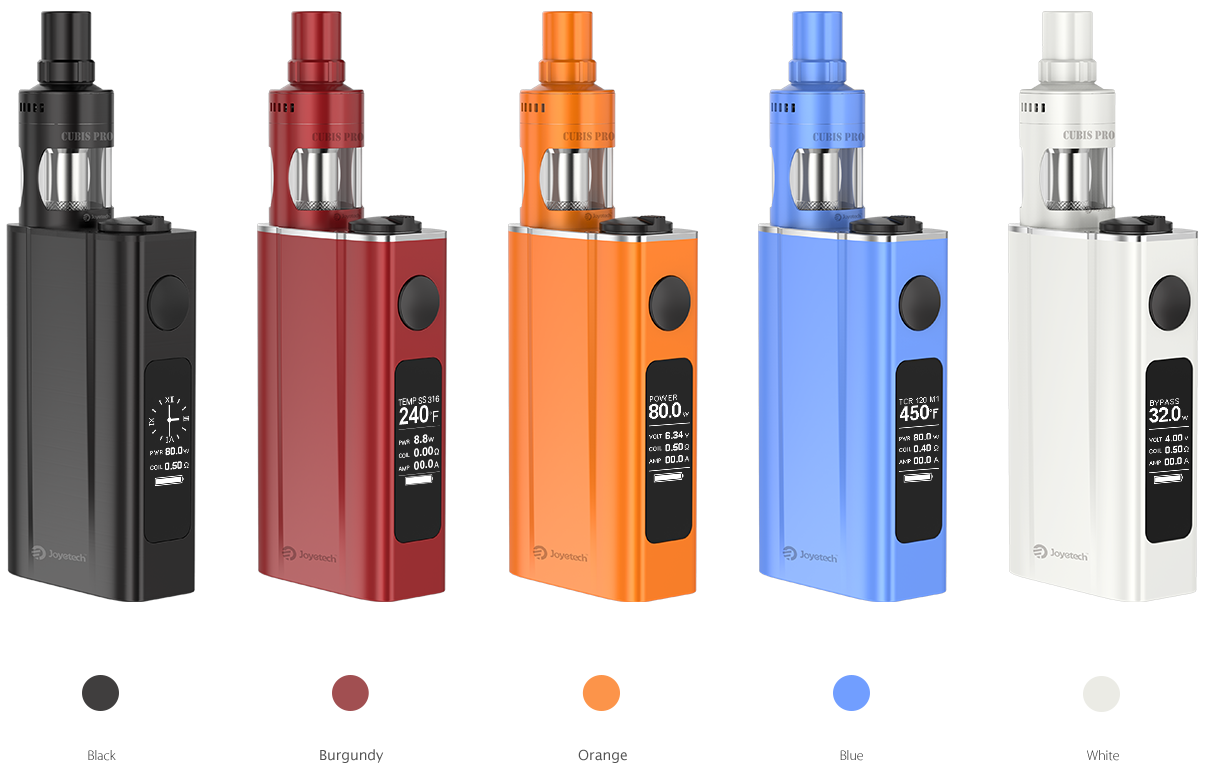 Cubis Pro EVIC VTwo