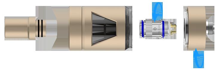 TRON-S Atomizer