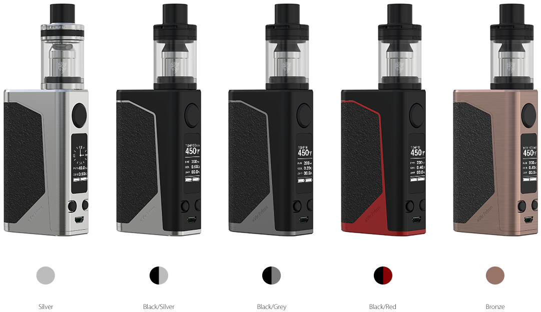 eVic Primo with UNIMAX 25 Atomizer