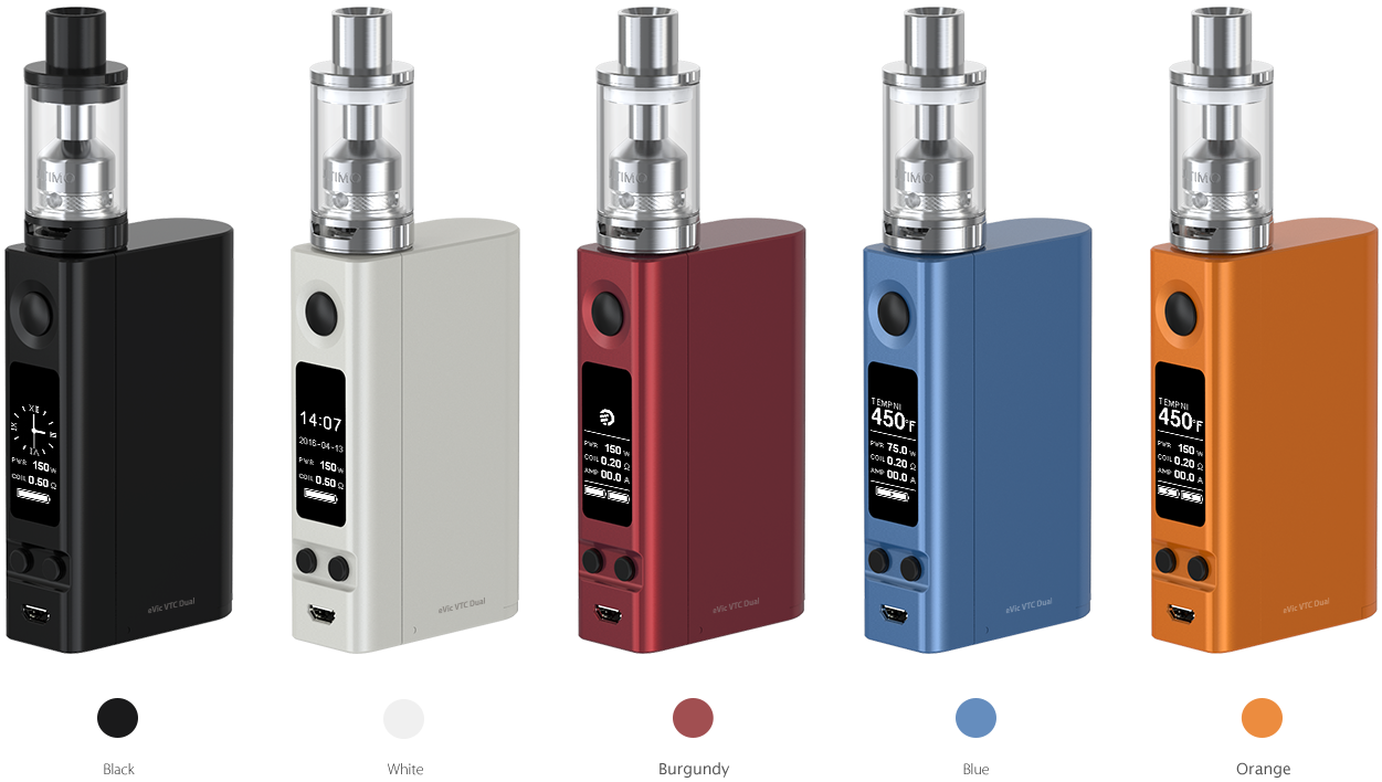eVic VTC Dual with ULTIMO