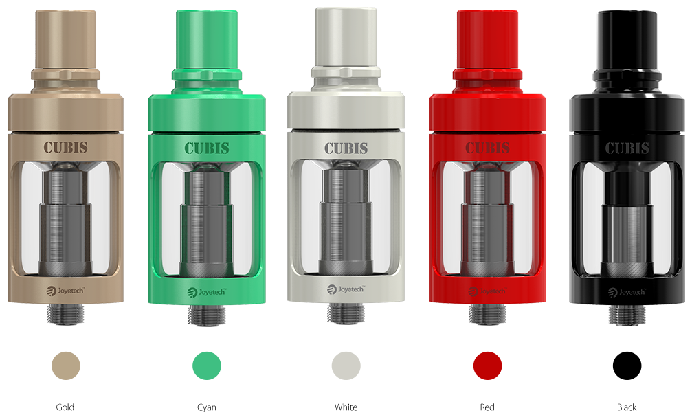 eVic VTC Mini with CUBIS