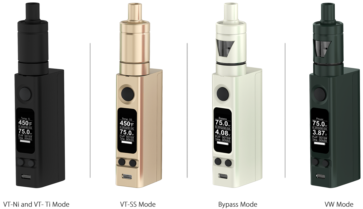 eVic VTC Mini with TRON