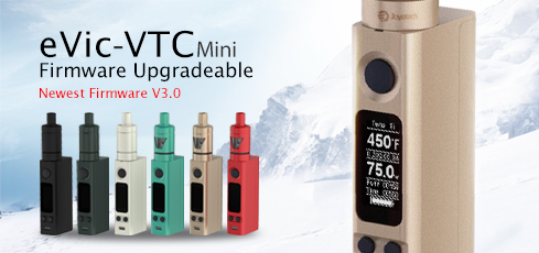 eVic-VTC Mini Launching