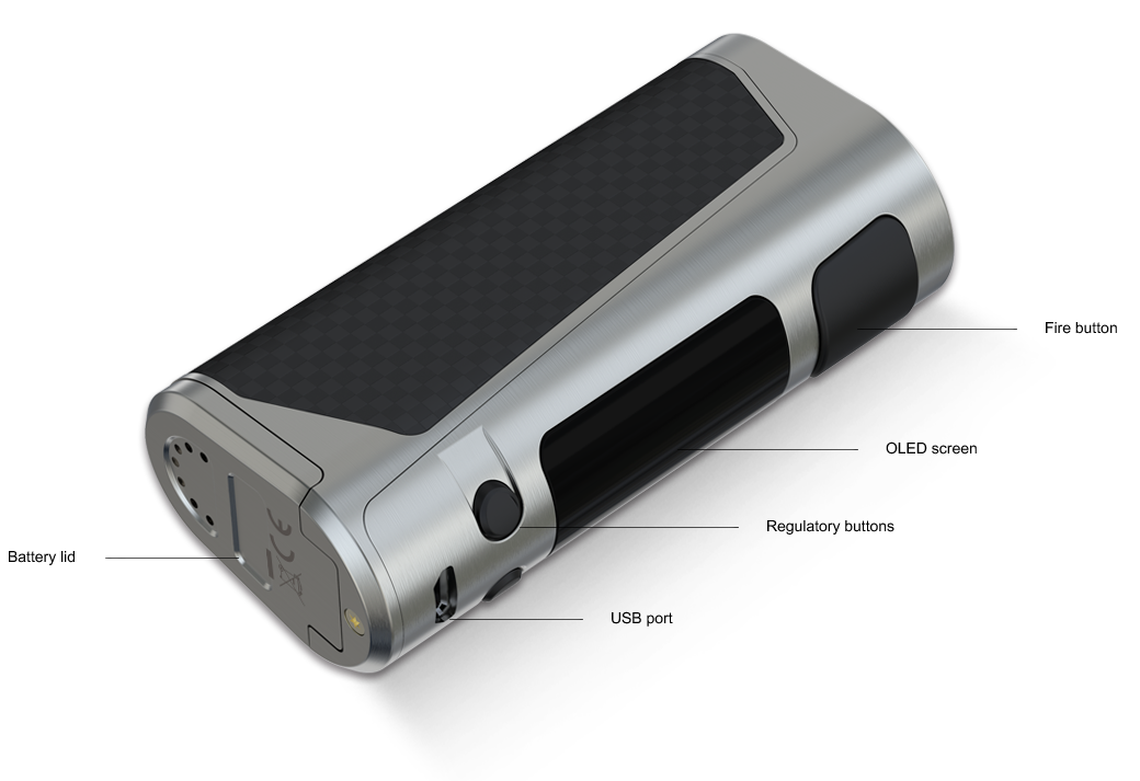 Bateria eVic Primo Mini