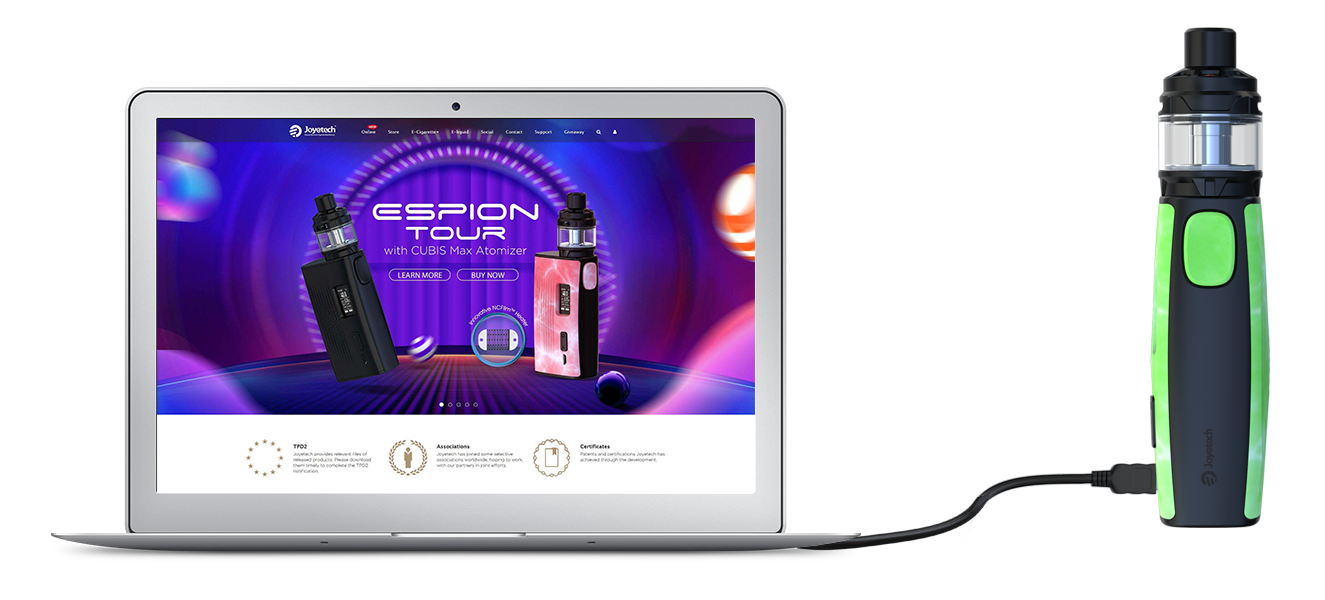 ESPION Tour with CUBIS Max
