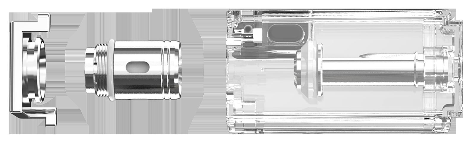 Joyetech EX-M Mesh Coil Head Components