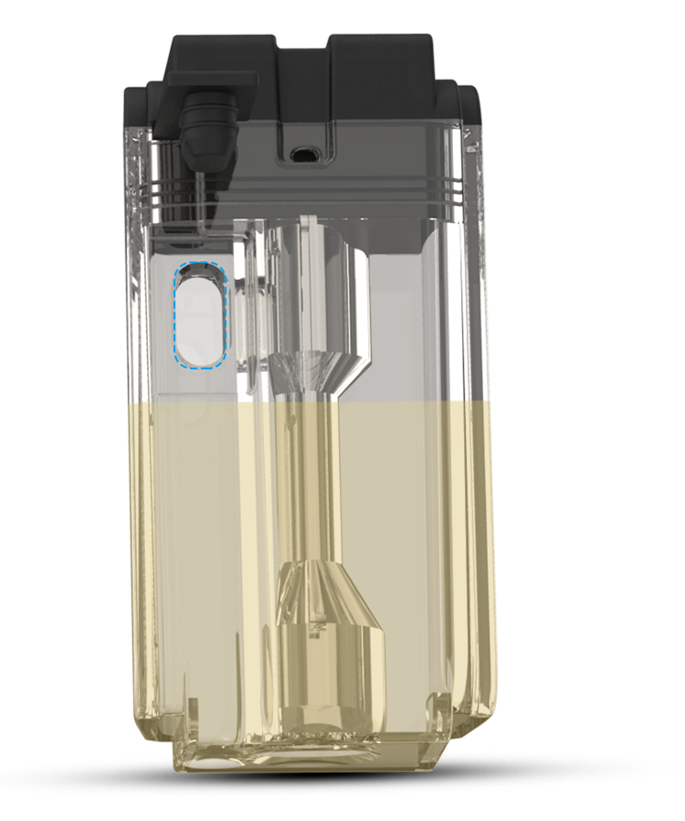 Joyetech Exceed Grip Pod Cartridge Filling E-liquid