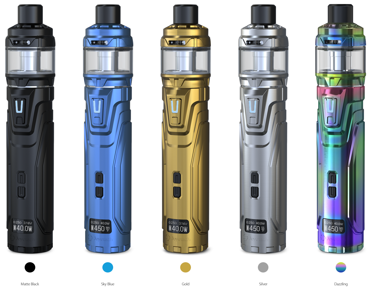 Joyetech Cubis Max Tank Colors Available